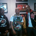 Dope Studio Session: L.E.P. Bogus Boys In The Lab With Prodigy