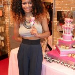 Teyana Taylor Hosts The Glam Bar 2nd Anniversary, Plus Darnell Robinson Spotted On The Red Carpet