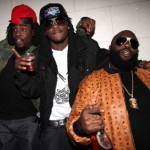 Rick Ross' Maybach Music Group OnDaSpot Freestyle [With Video]