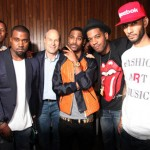 Big Sean Gets Support From Kanye West, Swizz Beatz, Def Jam, G.O.O.D. Music & More At His Album Listening Session