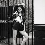 Cassie's Fashion Spread Featured In Nylon Magazine