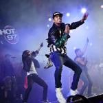 Sneaker Me Dope: Chris Brown Wearing Christian Louboutin Spacer Flat Sneakers at 2011