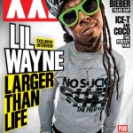Magazine Cover: Lil Wayne Graces XXL's July/August 2011 Cover