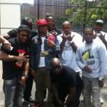 "Behind The Scenes:  L.E.P. Bogus Boys Ft. Mobb Deep ""Gangstaz Only"" Video Shoot"