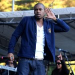 Nas Performs At Gansevoort Plaza In NYC; With DJ Envy On The 1's & 2's