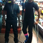 Sneaker Me Dope: Pusha T And Tyler In Balenciaga Sneakers