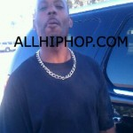 BREAKING NEWS: DMX Released From Prison [WITH VIDEO & PICTURE]