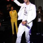 Partying In NYC:  Swizz Beatz, Carmelo Anthony & Doug E Fresh Celebrates DJ Cassidy's 30th Birthday