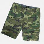 Summer 2011 Trend: 10 Deep Camo Shorts