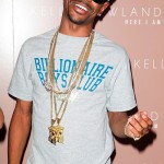 Styling On Them Lames: Big Sean Rocking A Billionaire Boys Club Cap & Tee Shirt With A Pair Of Super Sunglasses
