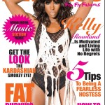 """Glammed-Up: Kelly Rowland Covers The 2011 Summer Issue Of """"Fearless"""" Magazine"""