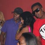 Miami Life: Lil Kim Celebrates Her Birthday Bash At Santos; With Floyd Mayweather Jr & Evelyn Lozada