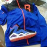 "Sneakers & Windbreaker: Swizz Beatz x Reebok Kamikaze III ""NY Knicks"""