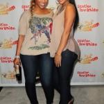 Celebs In Miami Beach: Ciara, Trina,  Fat Joe & Carlos Boozer Partying At Cameo Nightclub