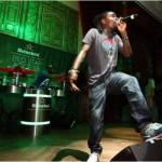 """Sneaker Me Dope: Wale Wearing Nike LeBron 8 """"Miami Nights"""""""