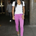 Out & About: Kelly Rowland And Ciara Making Their Round In NYC