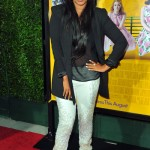 """Styling On Them Hoes: Lauren London At The L.A.Premiere Of """"The Help"""""""