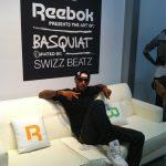 Sneaker Me Dope: Swizz Beatz In @ReebokClassics At Magic In Vegas
