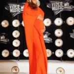 MTV VMA's: Beyonce, Nicki Minaj, Wiz Khalifa, Amber Rose & More On The Black Carpet