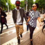 Are You Serious? Wiz Khalifa & Amber Rose Working On A Collaboration