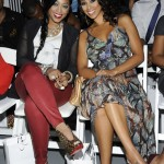 Styling On Them Hoes: Trina Wearing Christian Louboutin Booties