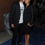 Coupled Up: Swizz Beatz & Alicia Keys Attend 'Five' Premiere