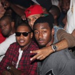 Life Of The Party: Swizz Beatz, Carmelo Anthony, Diddy & More Attends John Wall's 21st Birthday