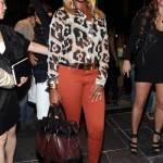 Styling On Them Hoes: Mary J Blige Wearing A Hermes Belt & Carrying A Louis Vuitton Bag