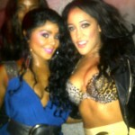 Partying In DC: Lil Kim & Natalie Nunn At Eden Lounge, Plus Update On The Queen Bee New Album