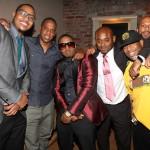 Star Studded: Nas Celebrates His 38th Birthday With Jay-Z, Carmelo & La La Anthony, AZ, Steve Stoute & Zoe Saldana