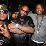 Partying In NYC: Rick Ross, Meek Mill & Pill At The Greenhouse