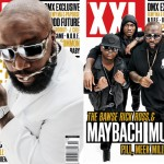 Picture Me Dope: Rick Ross & Maybach Music Group Covers XXL Magazine