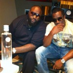 Studio Me Dope: Rick Ross & Diddy In The Lab