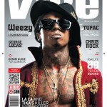 Front Page: Lil Wayne Gracing The Cover Of Vibe's October/November Issue