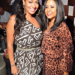 Bowling Party: Celebs At Bottles & Strikes 2 Year Anniversary
