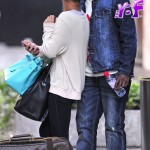 Caught Creeping: Diddy & Cassie Leaving Their NYC Hotel