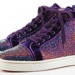 Fall/Winter 2011 Footwear: Christian Louboutin Louis Strass Crystal & Rantus Glitter Sneakers