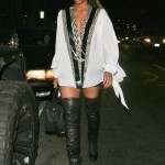 Styling On Them Hoes: Ciara In Christian Louboutin Boots