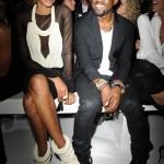 Front Row: Kanye West, Naomi Campbell, Ciara & More At The Paris Givenchy Fashion Show