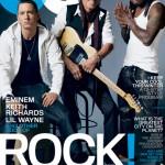 Front Page: Lil Wayne & Eminem Cover GQ