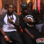 House Party: Meek Mill & Young Chris Shoots Video In Atlanta