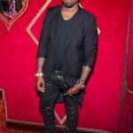 "Sneaker Me Dope: Kanye West Rocking ""Infrared"" Air Jordan 6 & Black Leather Fitted Pants"
