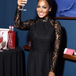 """Put The Glass In The Air, It's A Celebration: Lala Celebrates Her Broadway Debut """"Love, Loss & What I Wore"""""""