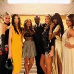 Star-Studded: Diddy Shoot Ciroc Ad With Jessica White, Eva Marcille, Dania Rameriz & More