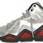 Fall/Winter 2011 Footwear: @ReebokClassics Kamikaze III – Pure Silver/Excellent Red/Black