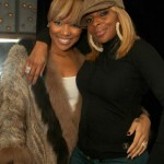 Partying In ATL: Mary J Blige, Monica & Young Jeezy At Luckie Food Lounge