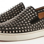 Fall/Winter 2011 Sneakers: Christian Louboutin Spring/Summer 2012 Roller-Boat Spikes Flat Sneakers
