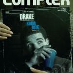 Magazine Spread: Drake Covers Complex's Dec/Jan 2012 Issue