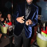 Partying In NYC: Fabolous & Amar'e Stoudemire Star Studded Party Bash