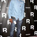 Styling On Them Lames: John Wall In G-Star Raw Chambray Shirt & Reebok Kamikaze III Sneakers